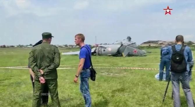 Cel putin sapte morti in Rusia dupa ce un avion L-410 al DOSAAF s-a prabusit