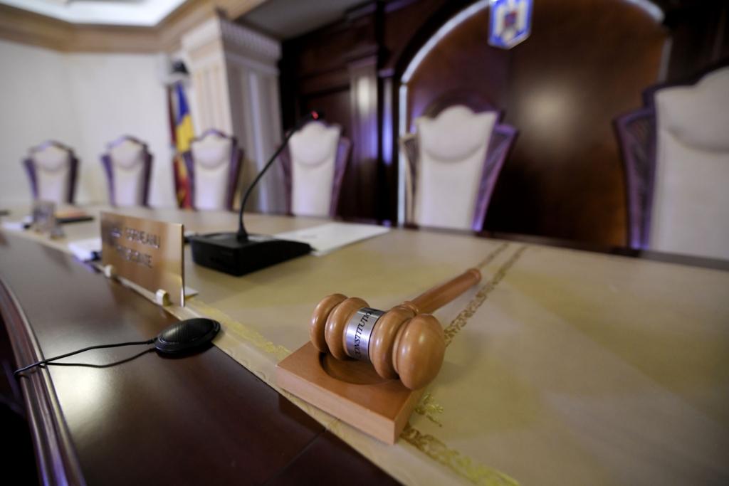 Sesizarea Guvernului referitoare la moțiunea de de cenzură depusă de USR PLUS și AUR, discutată de Curtea Constituțională