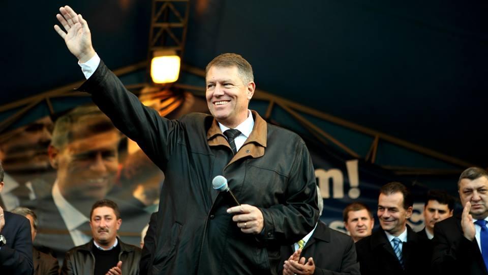 Rezultate alegeri: Klaus Iohannis este câştigător detaşat
