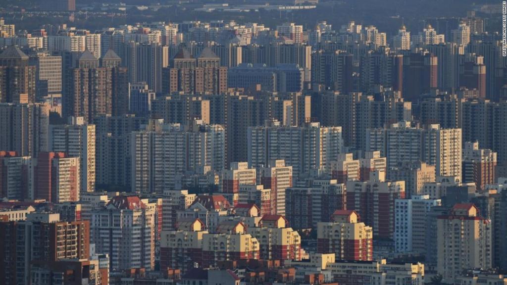 """""""Orașe fantomă"""": China dispune de milioane de locuințe goale în care ar putea încăpea toată populația Germaniei"""