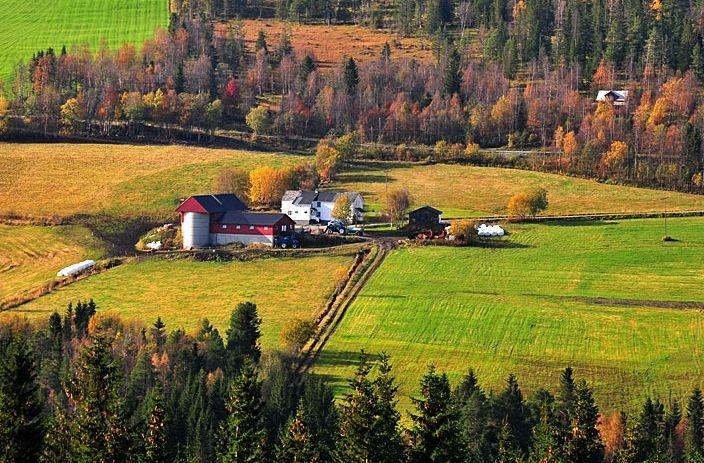 Norvegia toamna tara