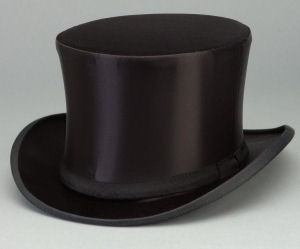 Шляпка цилиндр своими руками фото