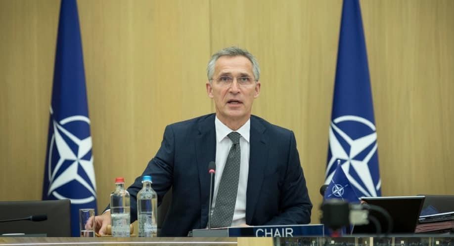 Secretarul general al NATO, Jens Stoltenberg, a reafirmat angajamentul statelor aliate fata de misiunea KFOR