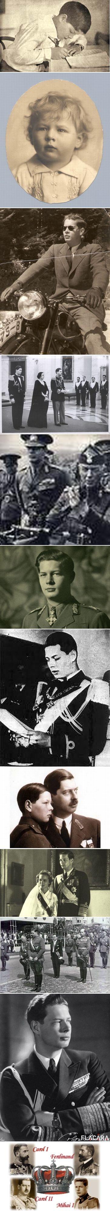 Galerie foto Regele Mihai