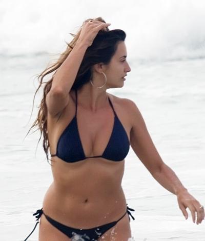 In Bikini Cruz Penelope