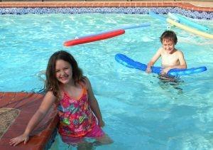 Micoze pe piele de la piscina