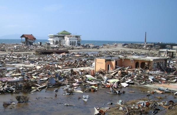 Zonele cu cele mai mari riscuri de dezastre naturale din lume (Galerie foto)