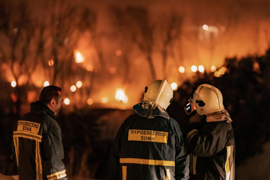Cronica neagră a incendiilor care au mistuit Grecia în ultima săptămână. Cele 154 de focare devastatoare VIDEO